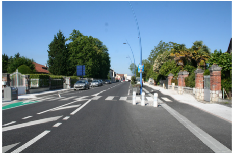 photographie Avenue François Mitterrand