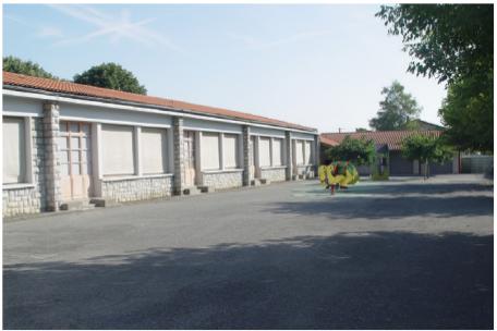 photographie : école maternelle du Pilat