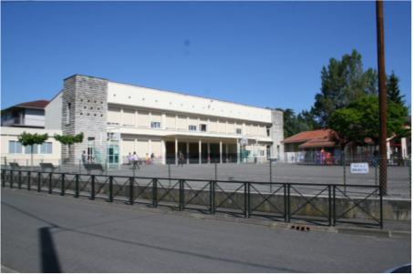 photographie : école élémentaire de la résidence
