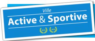 logo : label ville active et sportive