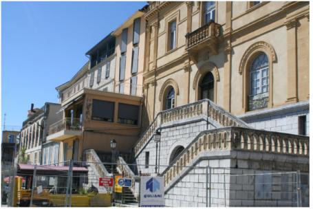 photographie Le musée en chantier