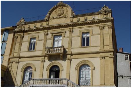 photographie : façade du musée