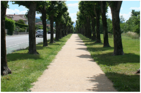 photographie boulevard des Pyrénées