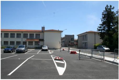 photographie 100 places - parking du Pilat rue du Docteur Charles Ferran