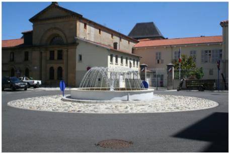 Photographie Place Marechal Juin