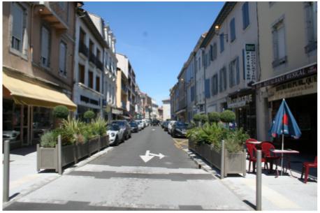 photographie Rue de la République