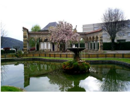 photographie Square Azemar (jardin public)