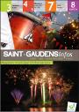 Couverture Magazine Saint-Gaudens Infos numéro08
