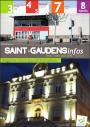 Couverture Magazine Saint-Gaudens Infos numéro15