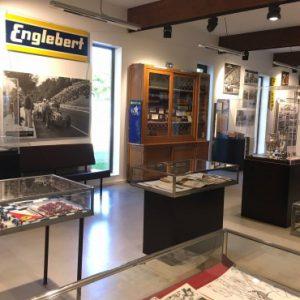 Exposition au musée du Circuit du Comminges