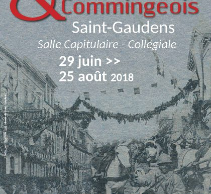 Expo « Poilus & Commingeois… »
