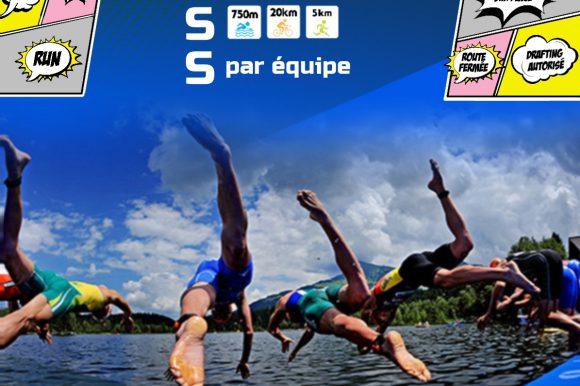 Triathlon – dimanche 2 septembre
