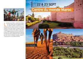 Centre du monde – Maroc