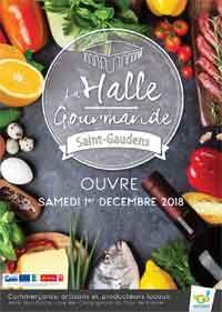 La Halle Gourmande ouvre