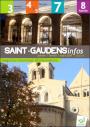 Couverture Magazine Saint-Gaudens Infos numéro18