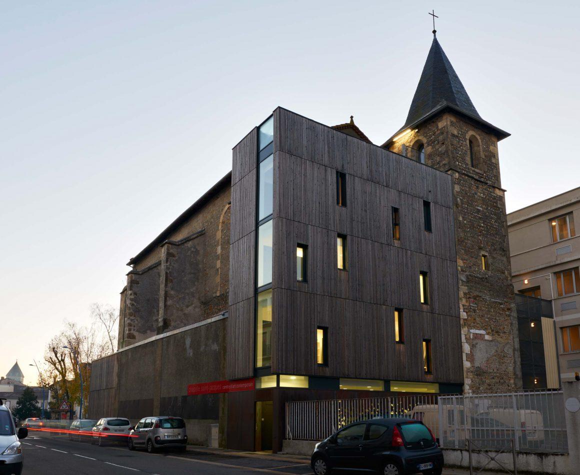 Chapelle Saint-Jacques