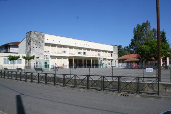Mise en sûreté des écoles communales
