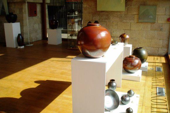 Expo Christine Viallet «Céramiques»