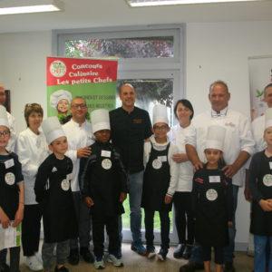 Concours des petits chefs scolarest