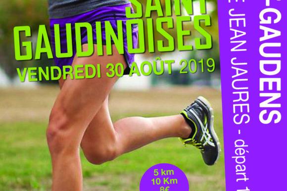 Les foulées Saint-Gaudinoises