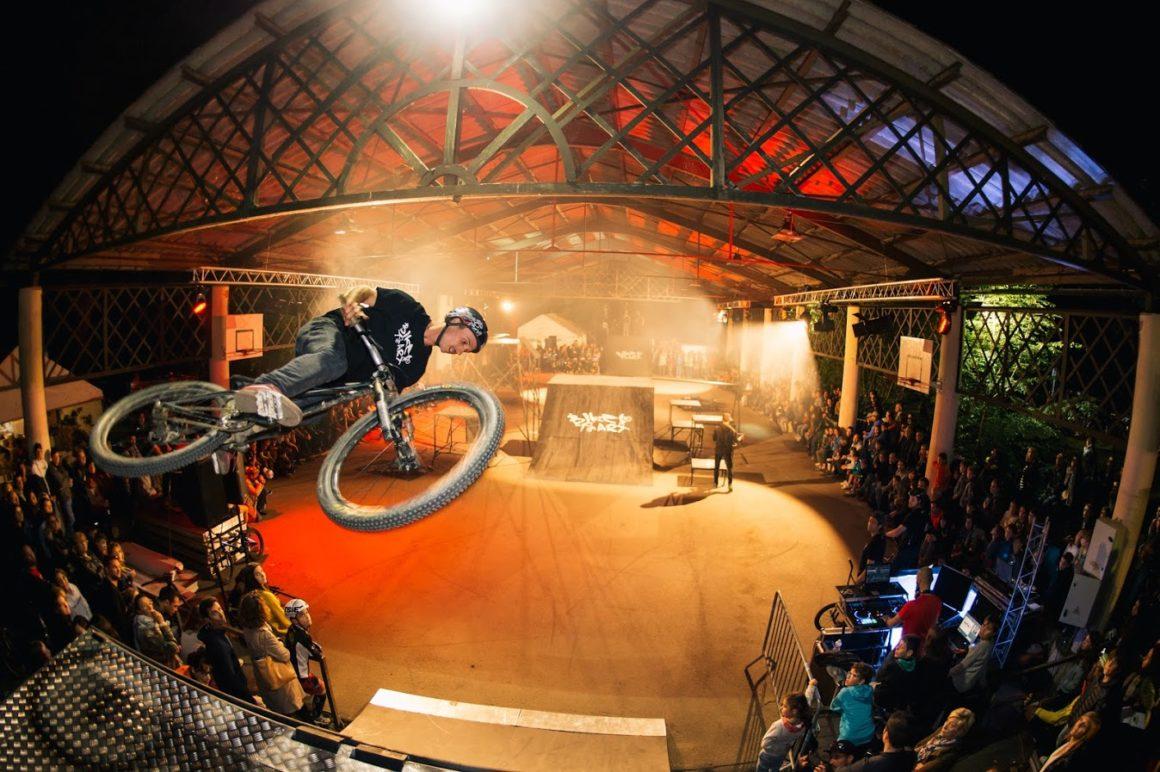 Show sportif – bike art