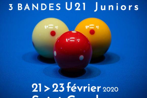 Championnat de France de billard 3 bandes U21 juniors