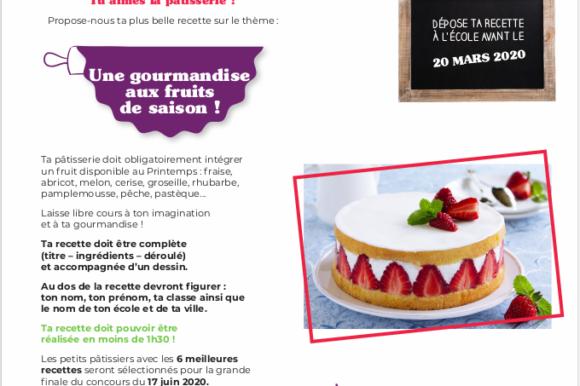 Grand Concours de Pâtisserie