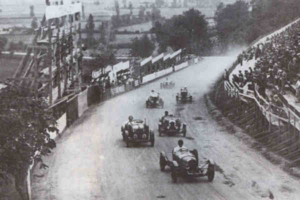 Photo Grand Prix automobile de Saint-Gaudens 1928