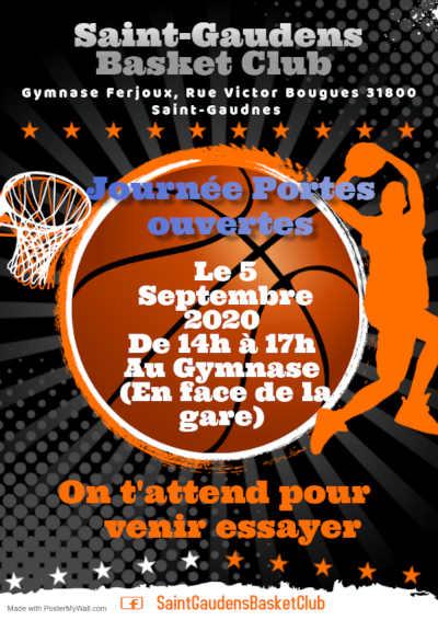 Basket Club – Journées portes ouvertes