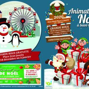 Animations de Noël 2020