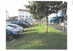 Photographie de la place Pégot